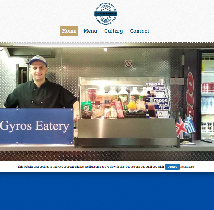 Greek Gyros Eatery